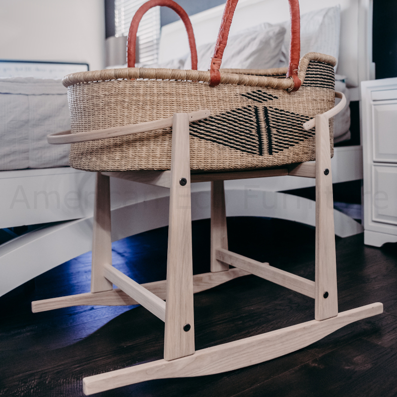 Large Flight Moses Basket for Loungers