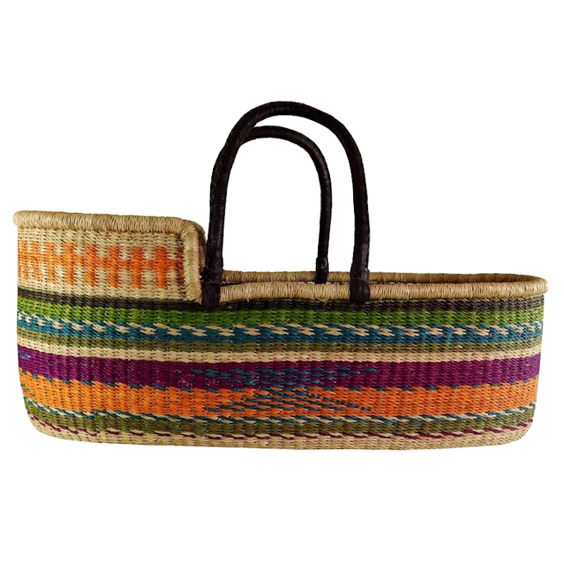 Large Gemma Moses Basket for Loungers