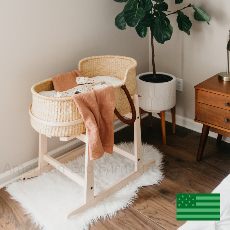 Large Rocking Stand for Lounger Baskets