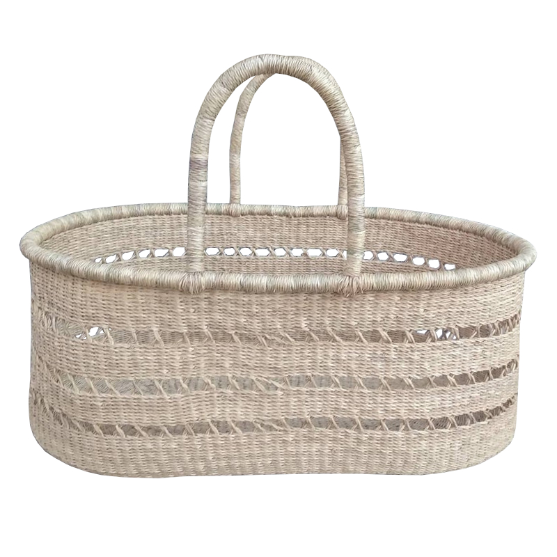 Large Luna Moses Basket for Loungers