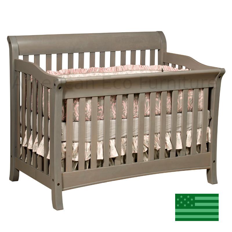 Belmont 4 in 1 Convertible Baby Crib
