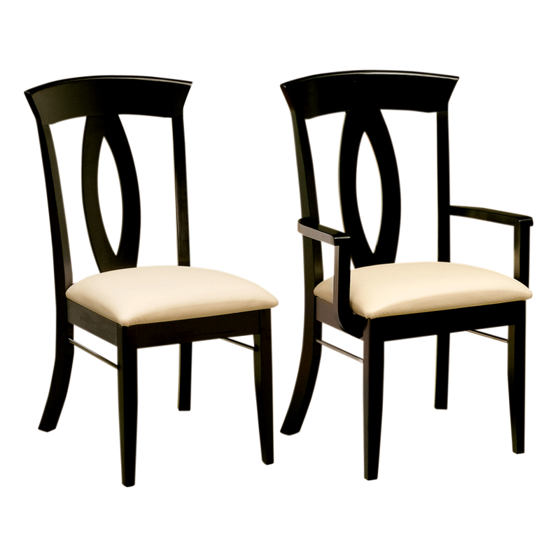 Dining chairs made in usa country dining chairs painted for Dining room tables made in usa
