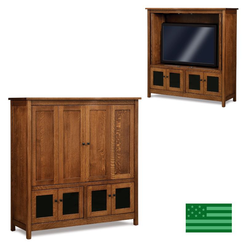 Carpinteria Media Cabinet