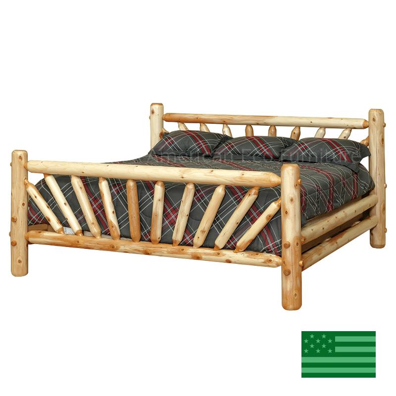 Durango Rustic Sunrise Bed