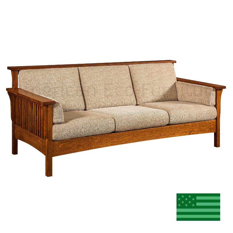 Honeydale Slat Sofa