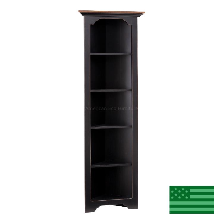 Lexi Corner Cabinet