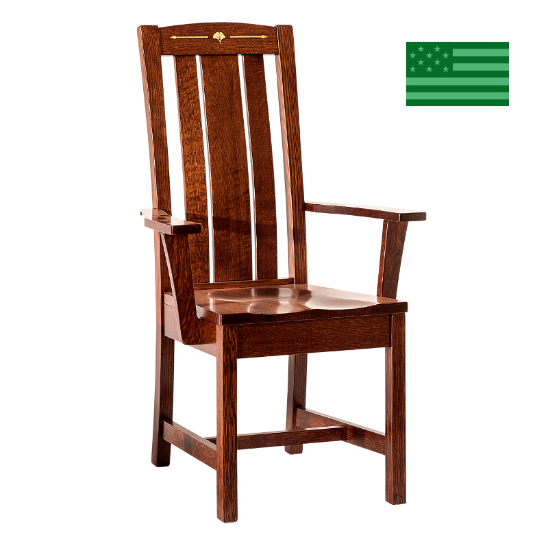 Manitoba Arm Chair