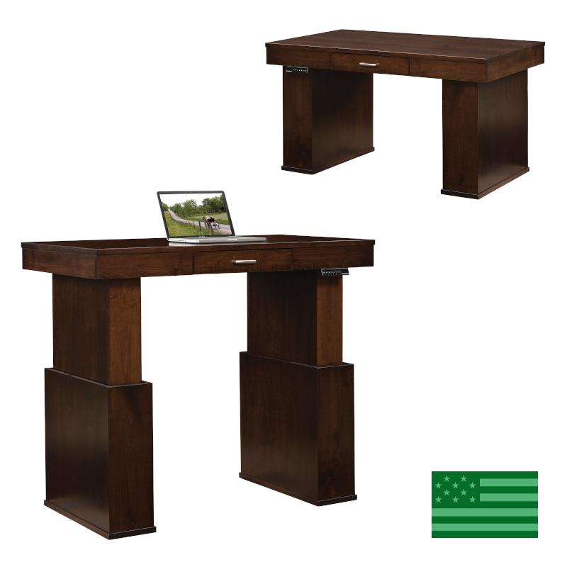 Minot Sit & Stand Desk