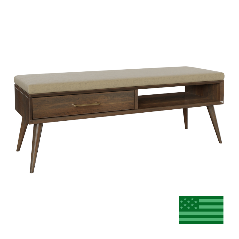 "Soledad 48"" Entry Bench"