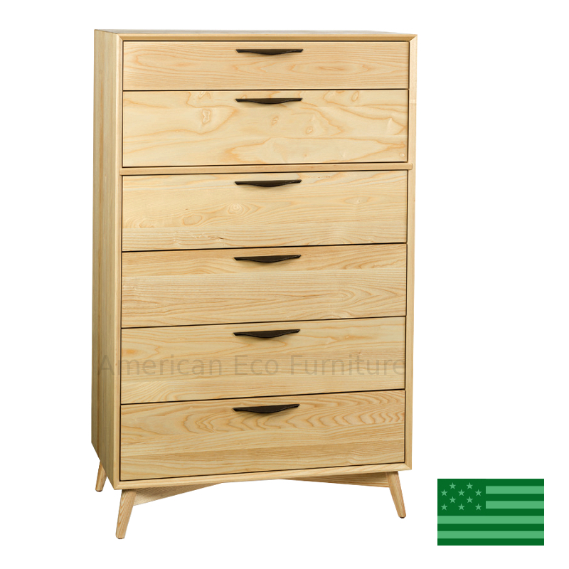 Tribeca 6 Drawer Chest