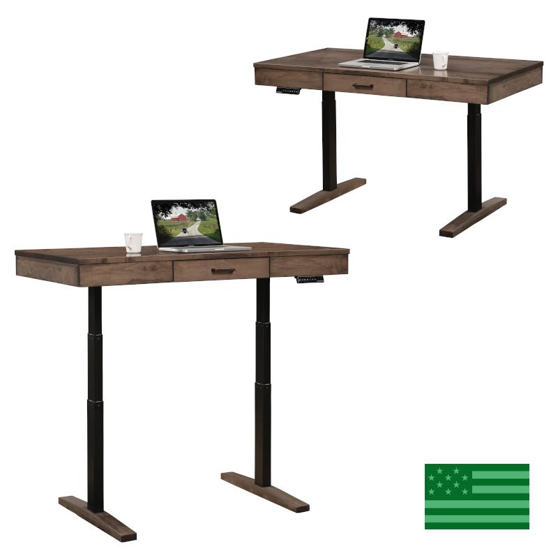 Upland Sit & Stand Desk
