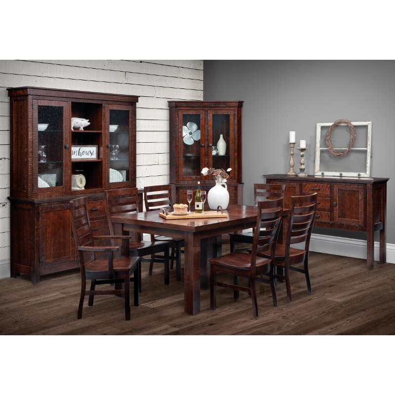 All American Furniture In Loveland Co: Loveland Buffet Made In USA