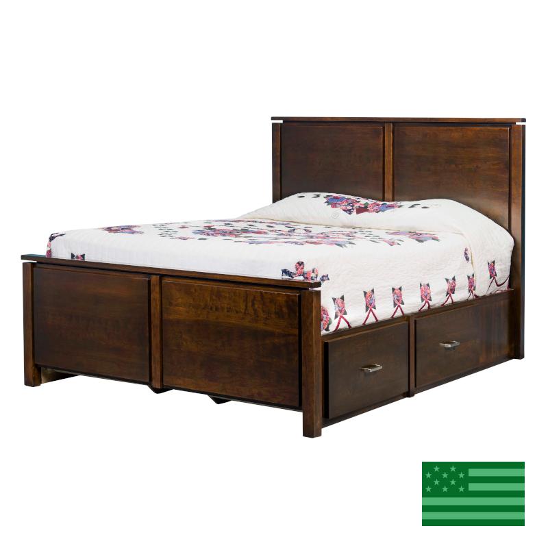 Jasper Storage Bed