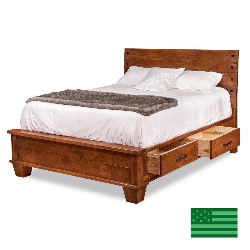 Marbella Storage Bed