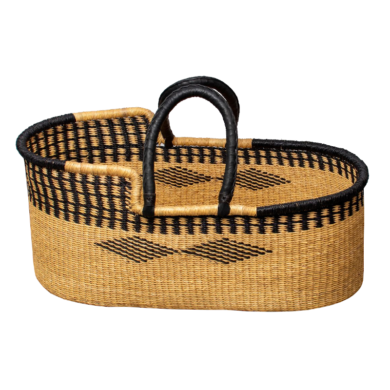 Large Mave Moses Basket for Loungers