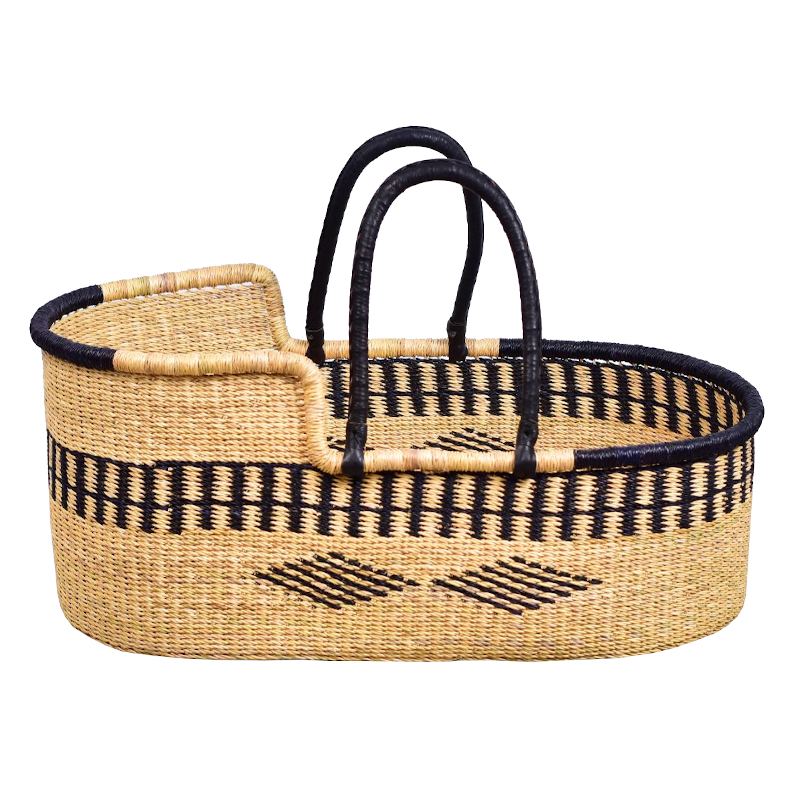 Large Misty Moses Basket for Loungers