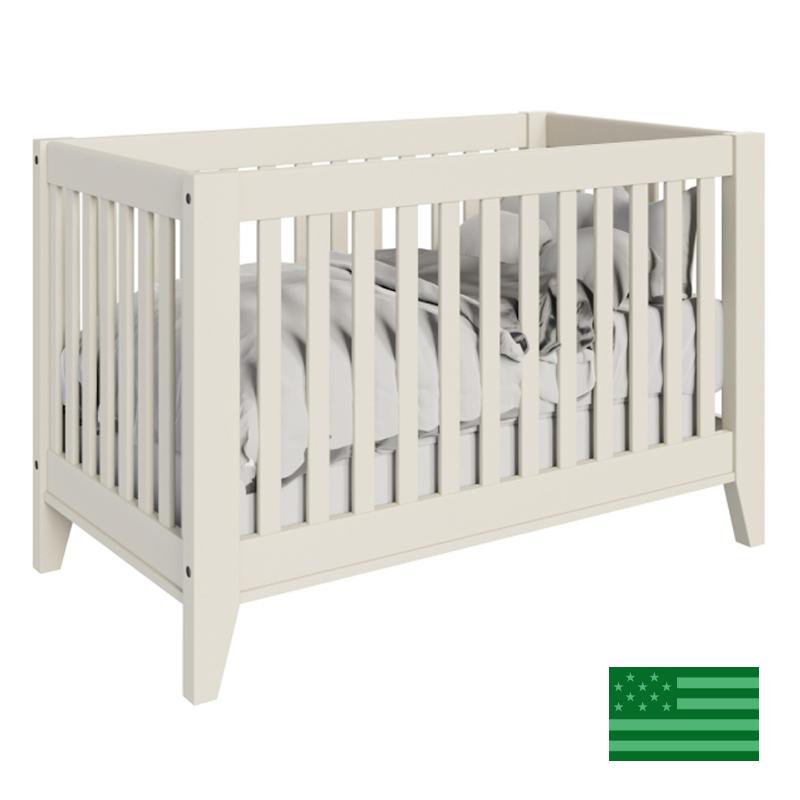 Nassau 4 in 1 Convertible Baby Crib