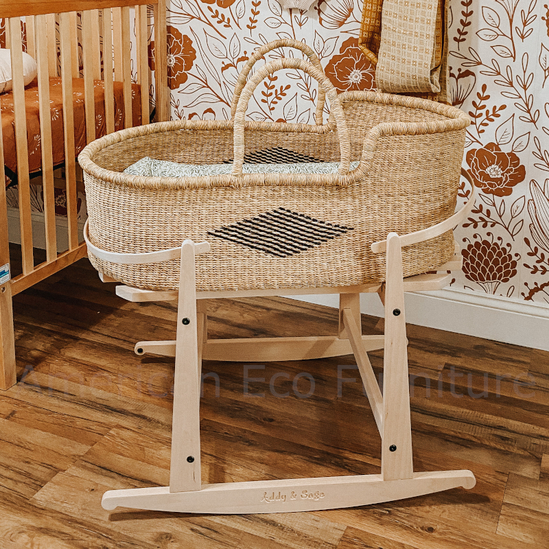 Large Kai Moses Basket for Loungers