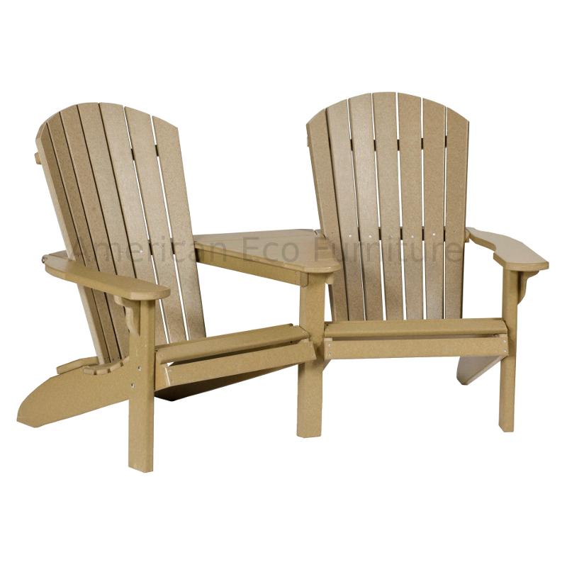 Newport Beach Twin Adirondack Chairs Made In Usa