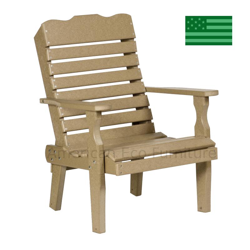 Newport Beach Calla Chair Made In Usa American Eco