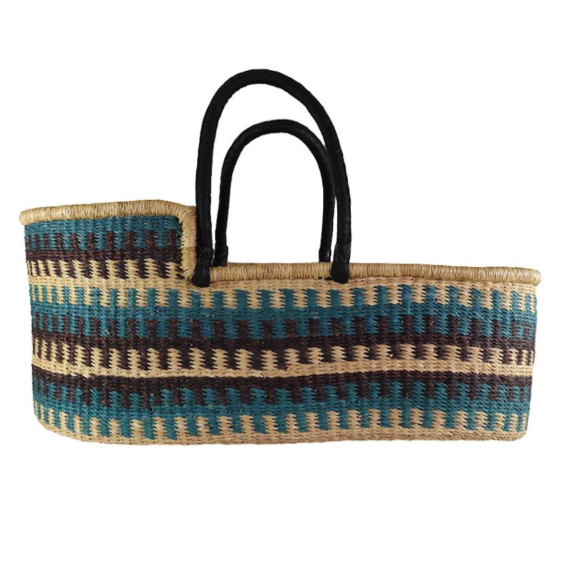 Ocean Bolga Moses Basket