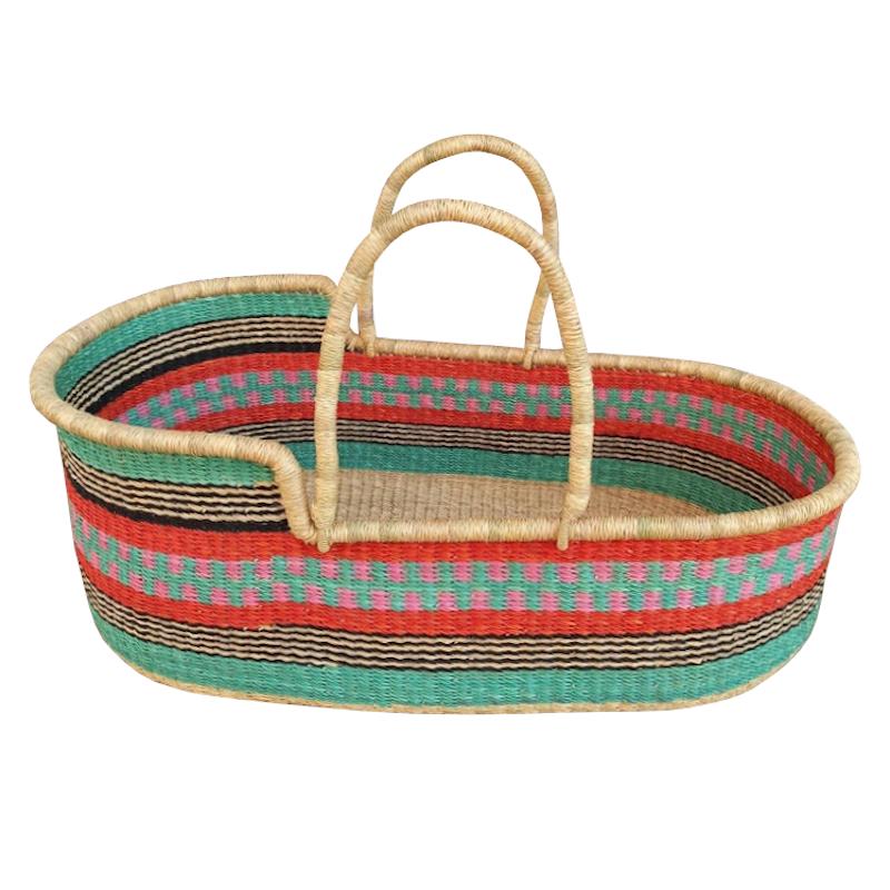Orleans Bolga Moses Basket