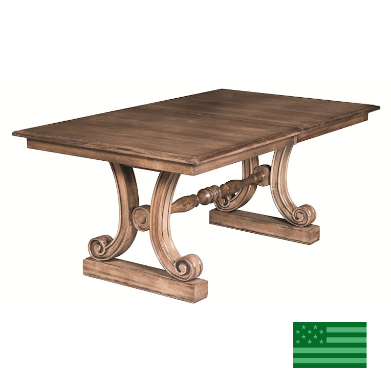 Percy Trestle Dining Table