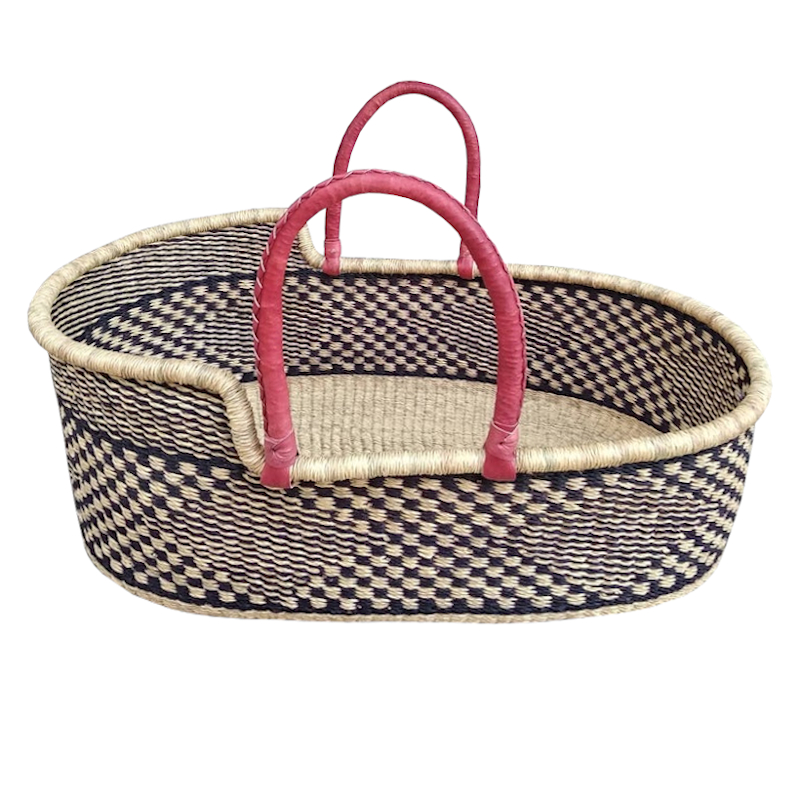 Large Rhapsody Moses Basket for Loungers