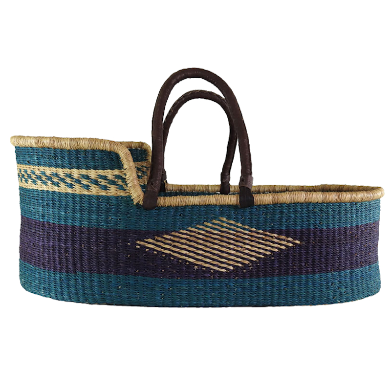 Large Sail Moses Basket for Loungers