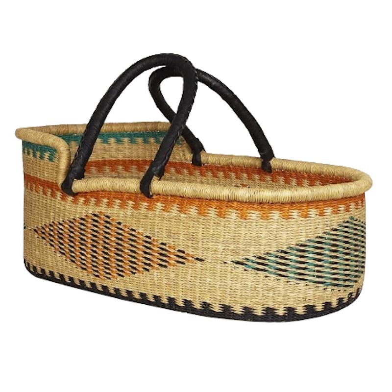 Sangria Bolga Moses Basket