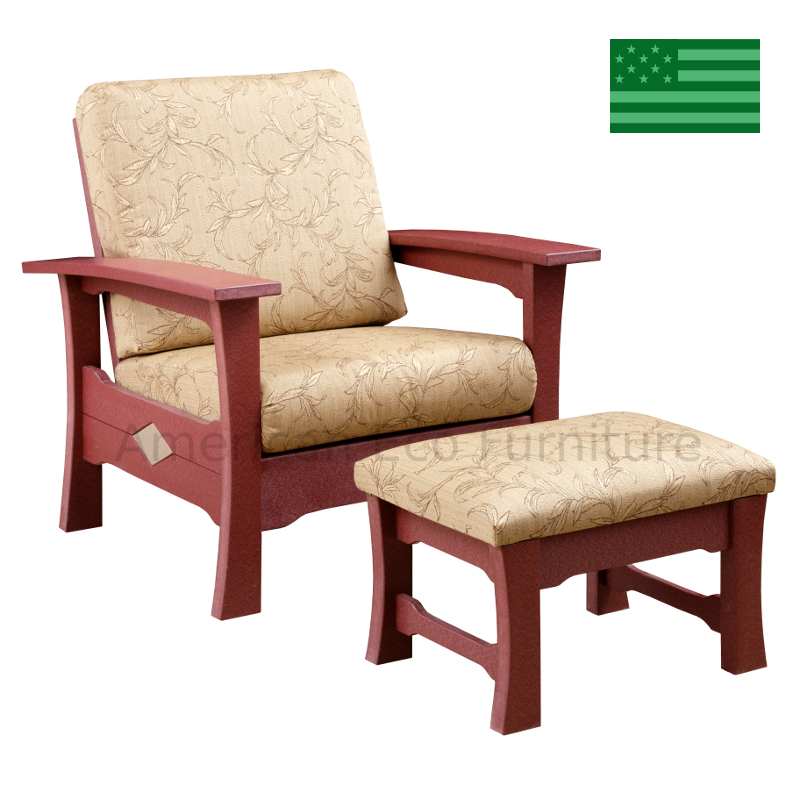 Astounding Seaside Outdoor Morris Chair Made In Usa American Eco Alphanode Cool Chair Designs And Ideas Alphanodeonline