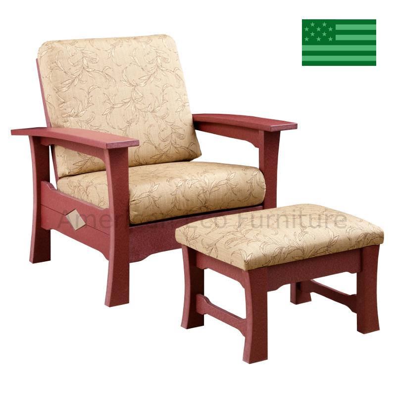 Seaside Morris Chair   Poly