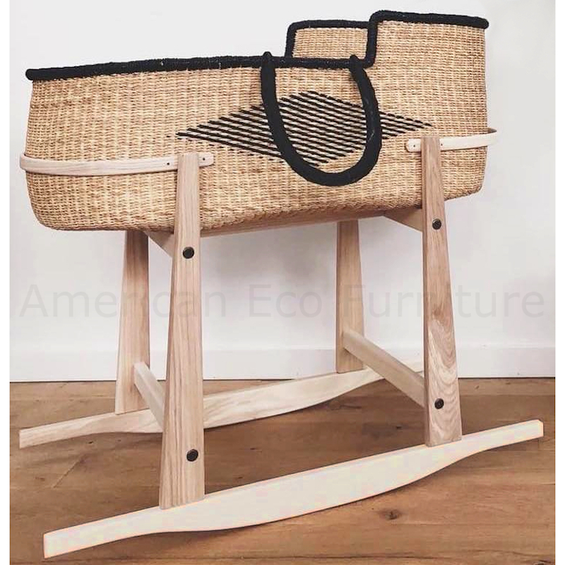 Large Shea Moses Basket for Loungers