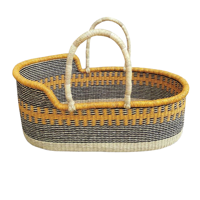 Twilight Bolga Moses Basket