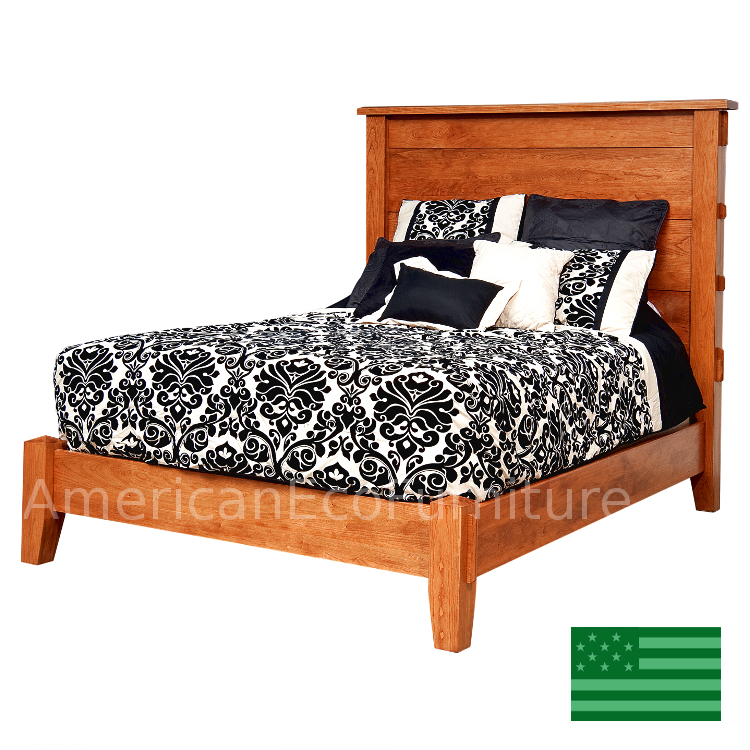Amish banyan bed usa made bedroom furniture american for American made beds