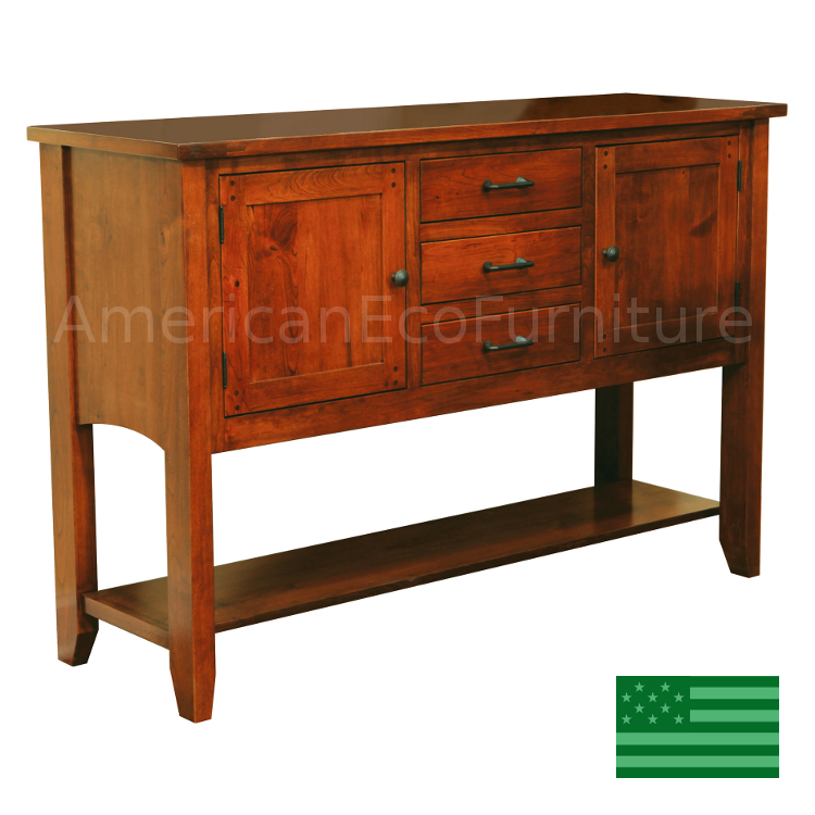 Amish solid wood heirloom furniture made in usa freemont for Furniture made in usa