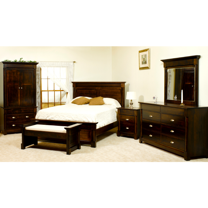 USA Made Bedroom Furniture