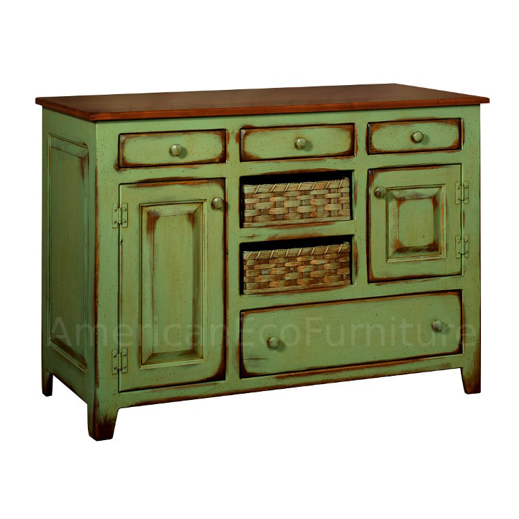 Liberty Buffet Made In Usa Solid Wood Dining Furniture