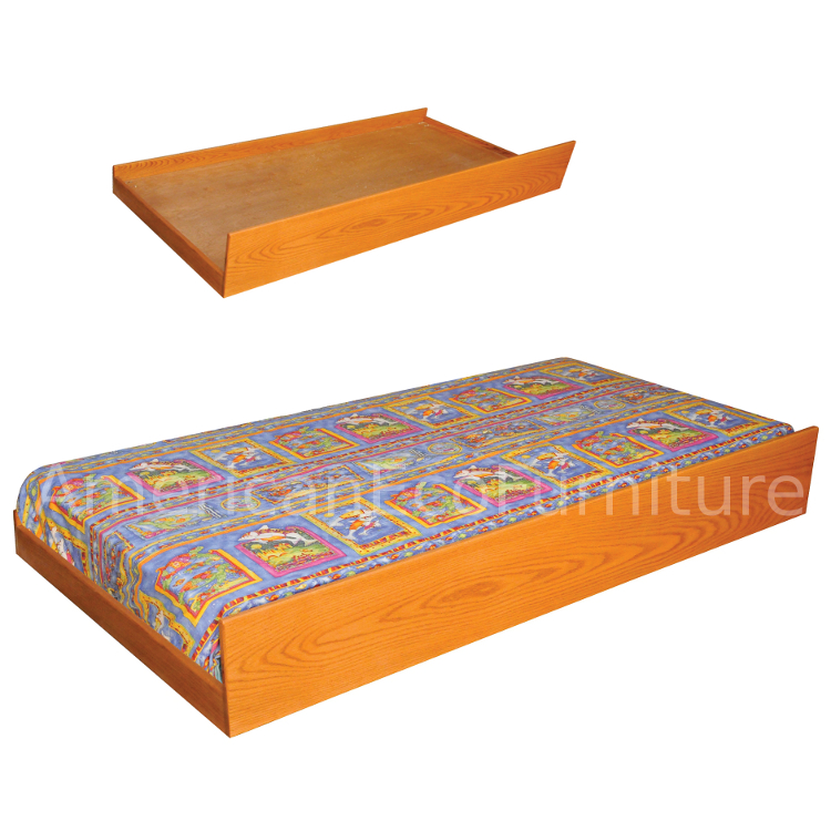 Daybeds Made In The Usa : Madison trundle bed made in usa solid wood children s