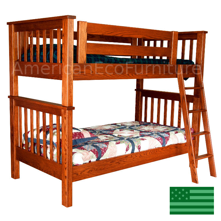 Custom Bunk Beds Made In America Usa Made Children S