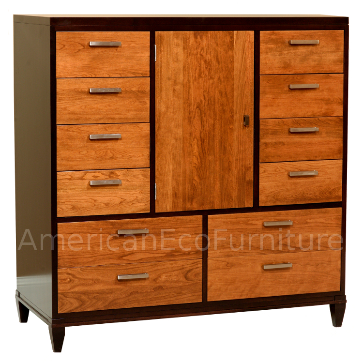 Amish Margate Bed With Low Footboard Solid Wood Made In
