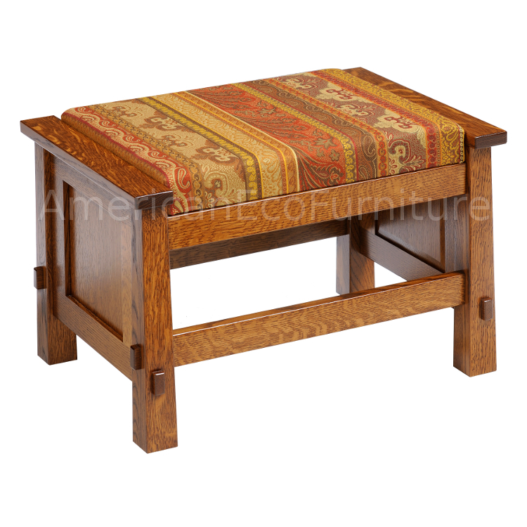 Amish Mission Viejo Chair Solid Wood Made In Usa