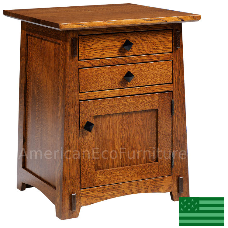 mission viejo tall end table. Black Bedroom Furniture Sets. Home Design Ideas
